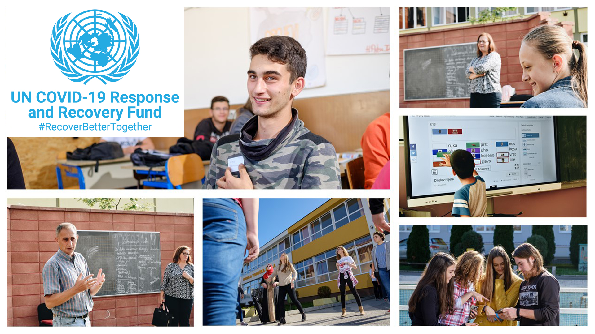 Reimagining Education For Marginalized Girls And Boys During And Post Covid-19 In Bosnia And Herzegovina