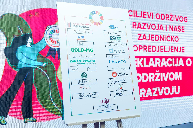 The first SDG Week in Bosnia and Herzegovina puts focus on the SDG Framework
